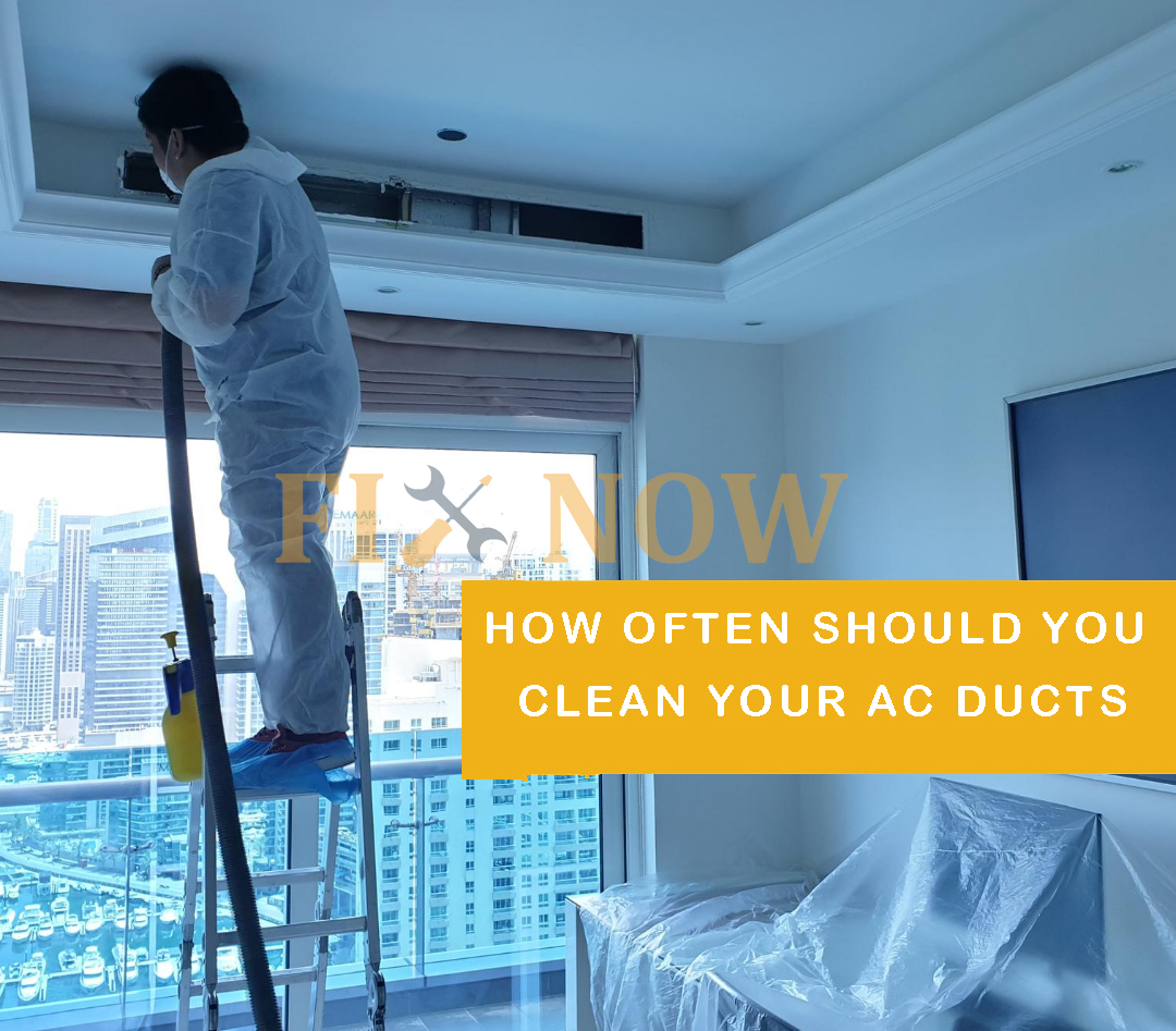 ac duct cleaning and services in dubai